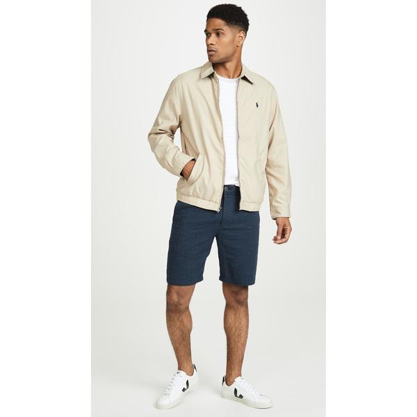 【エントリーでポイント10倍】(取寄)ポロ ラルフローレン バイスウィング ウィンドブレーカー ジャケット Polo Ralph Lauren Bi-Swing Windbreaker Jacket KhakiUniform