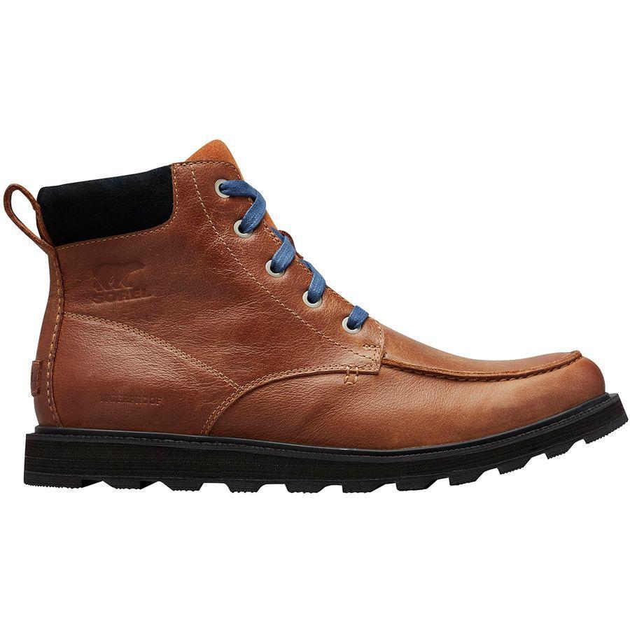 (取寄)ソレル メンズ マドソン モック トー ブーツ Sorel Men's Madson Moc Toe Boot Elk