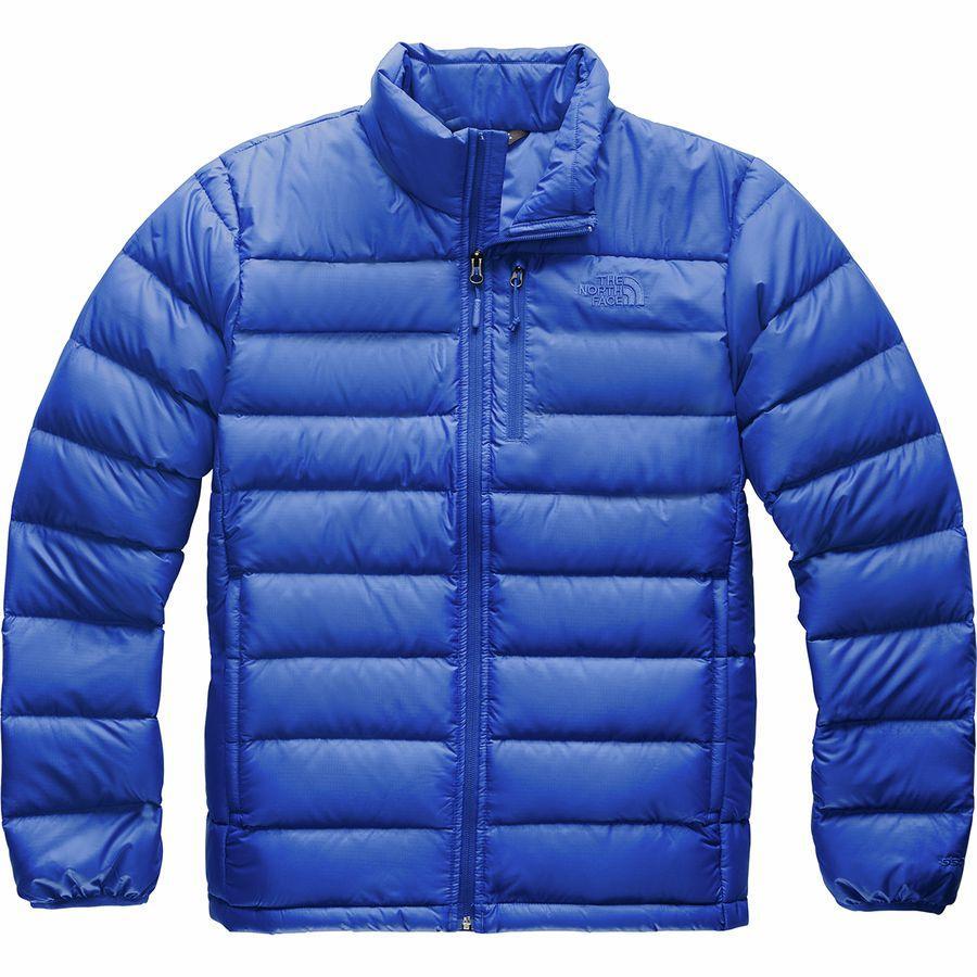 (取寄)ノースフェイス メンズ アコンカグア ダウン ジャケット The North Face Men's Aconcagua Down Jacket Tnf Blue