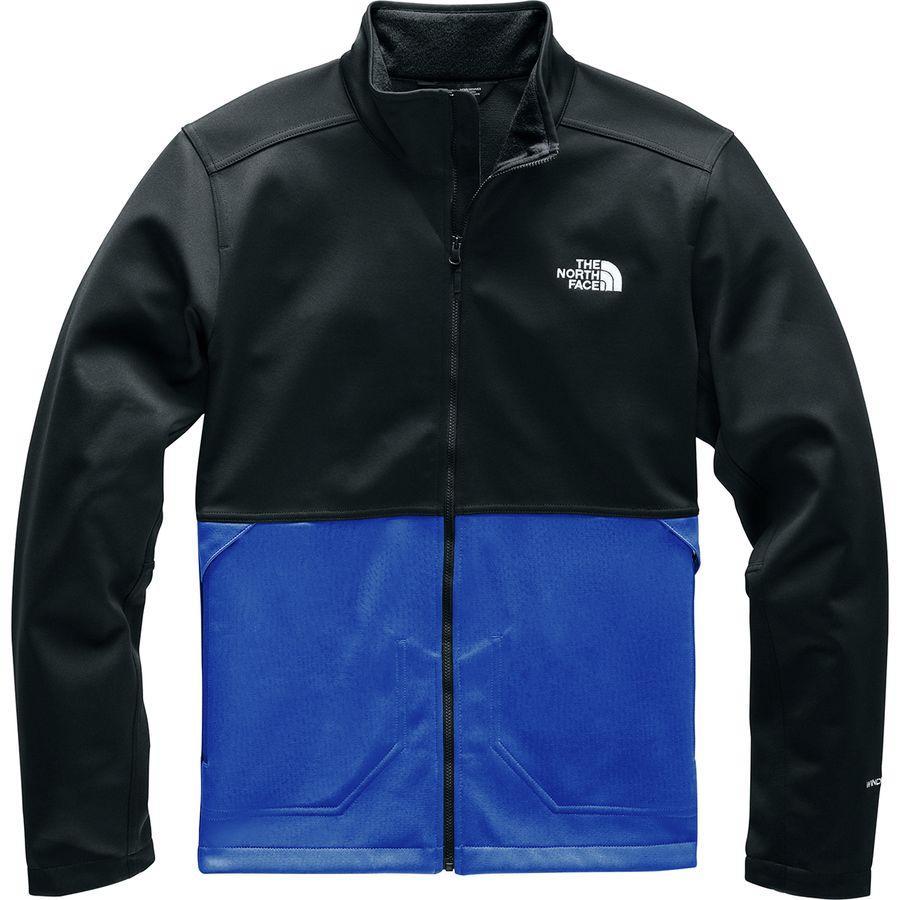 (取寄)ノースフェイス メンズ アペックス Canyonwall ジャケット The North Face Men's Apex Canyonwall Jacket Tnf Blue/Tnf Black