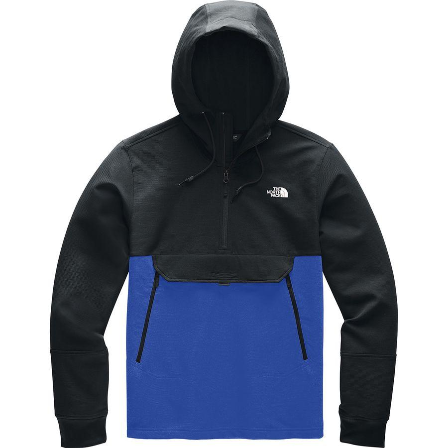 【クーポンで最大2000円OFF】(取寄)ノースフェイス メンズ Tekno リッジ パーカー The North Face Men's Tekno Ridge Hoodie Tnf Blue/Tnf Black