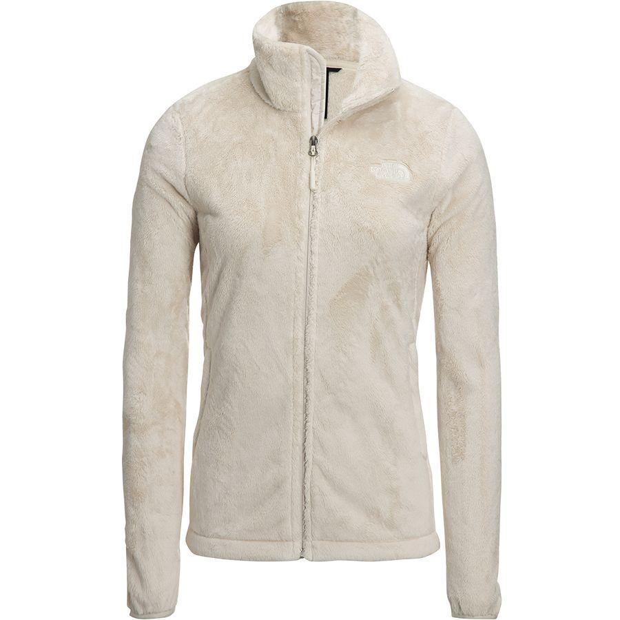 (取寄)ノースフェイス レディース Osito フリース ジャケット The North Face Women Osito Fleece Jacket Vintage White
