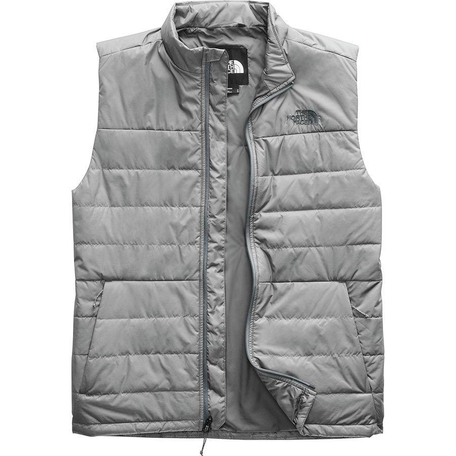 (取寄)ノースフェイス メンズ ボンベイ ベスト The North Face Men's Bombay Vest Tnf Medium Grey Heather