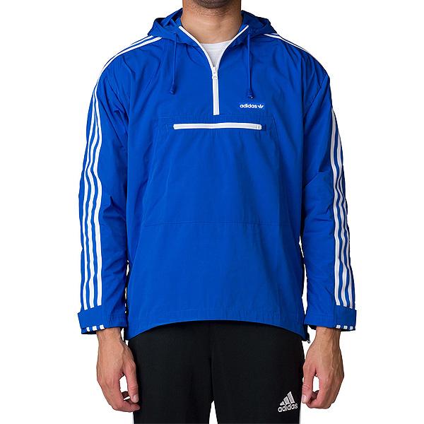 アディダス オリジナルス メンズ ウインドブレーカー テンノウジ ジャケット adidas ORIGINALS Men's TENNOJI WINDBREAKER JACKET Blue