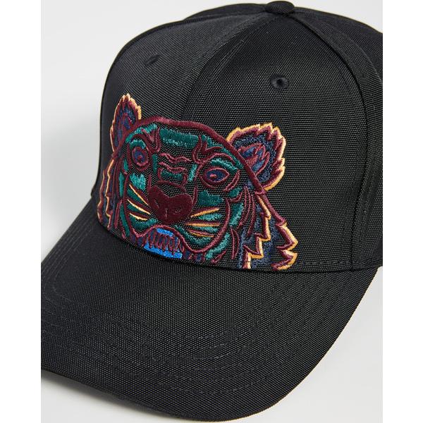KENZO ケンゾー キャップ 帽子 Cap ブランド (取寄)ケンゾー キャンバス タイガー ハット KENZO Kanvas Tiger Hat Black