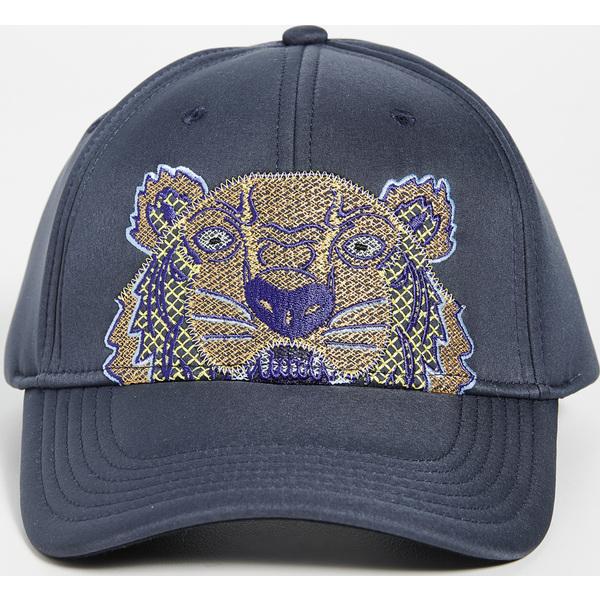 KENZO ケンゾー キャップ 帽子 Cap ブランド (取寄)ケンゾー ネオン タイガー ハット KENZO Neon Tiger Hat Anthracite