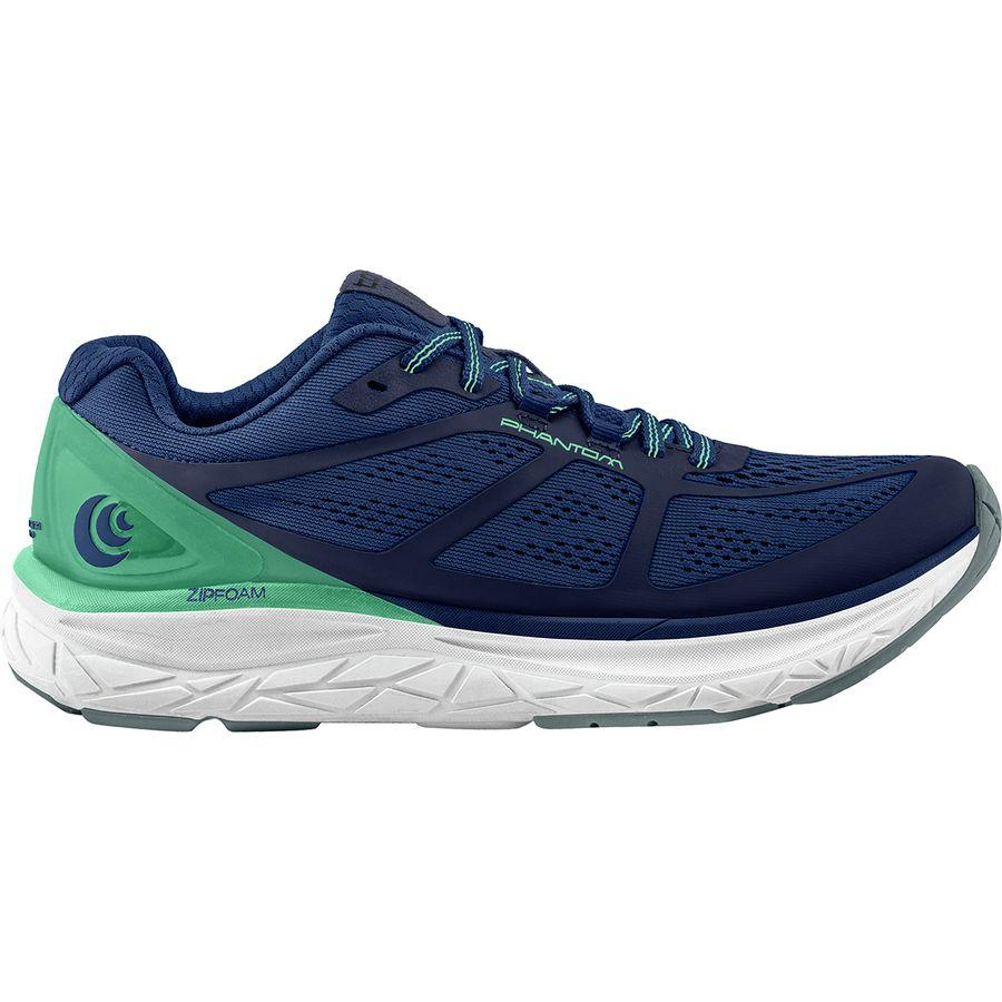 (取寄)トポアスレチック レディース ファントム ランニングシューズ Topo Athletic Women Phantom Running Shoe Cobalt/Seafoam