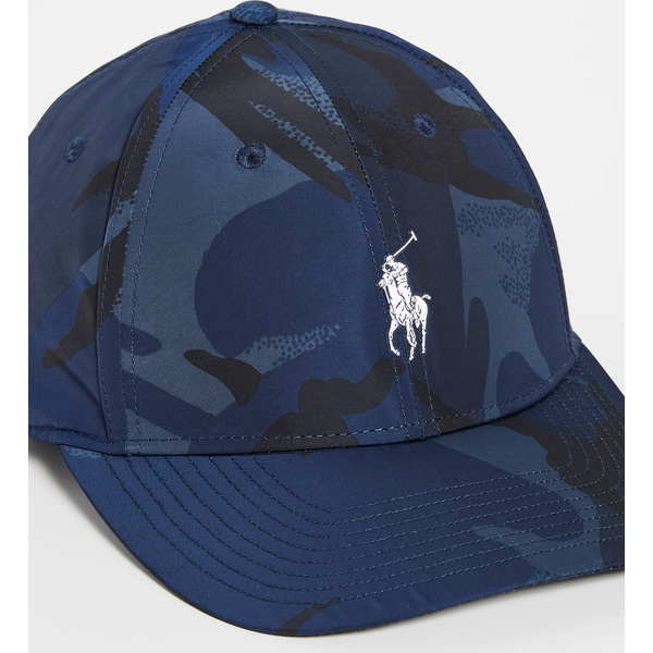 (取寄)ポロ ラルフローレン カモ スポーツ キャップ Polo Ralph Lauren Camo Sport Cap BlueCamo