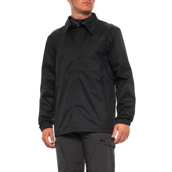 ノースフェイス メンズ コーチ レインジャケット The North Face TNF Coaches Rain Jacket Tnf Black