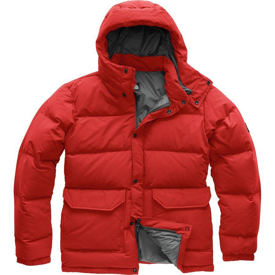ノースフェイス メンズ ダウン シエラ 2 0 ジャケット The North Face Men's Down Sierra 2 0 Jacket Caldera Red あす楽対応dQBoCxeWEr