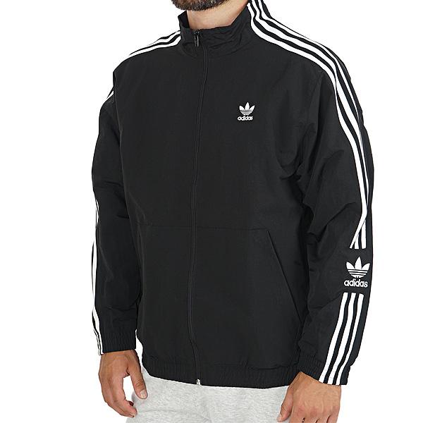 アディダス オリジナルス ジャージ メンズ トラック ジャケット ブラック adidas originals Men's Track Jacket Black