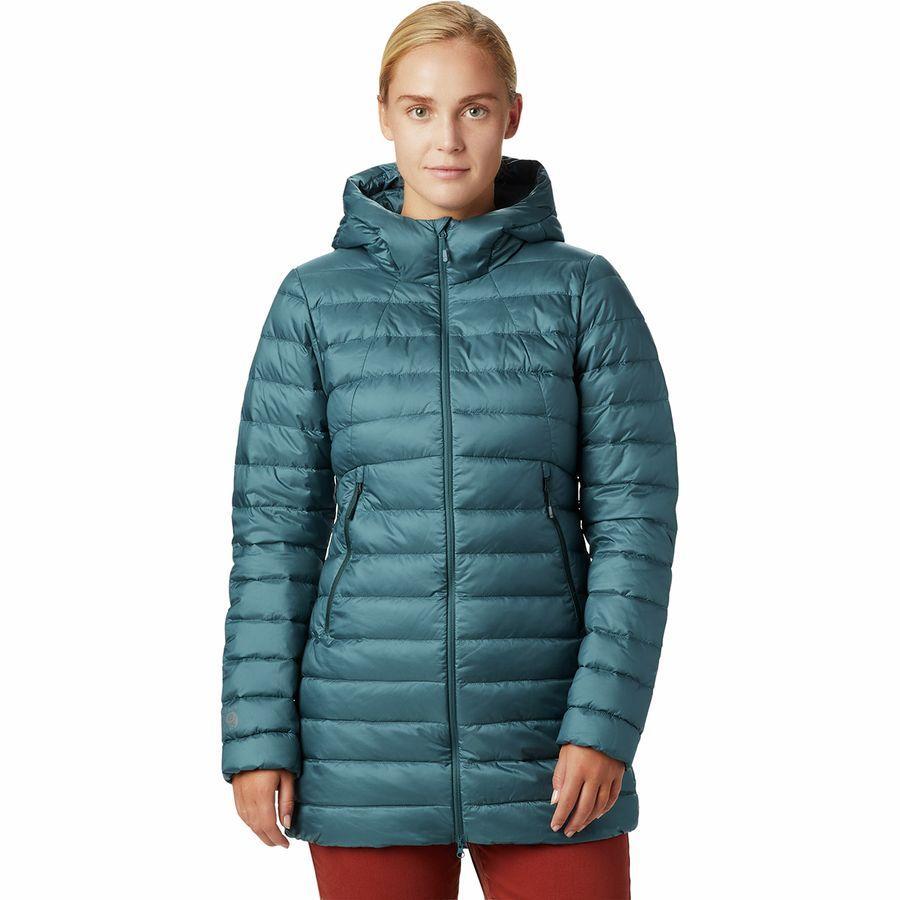 (取寄)マウンテンハードウェア レディース レア リッジ パーカー Mountain Hardwear Women Rhea Ridge Parka Icelandic
