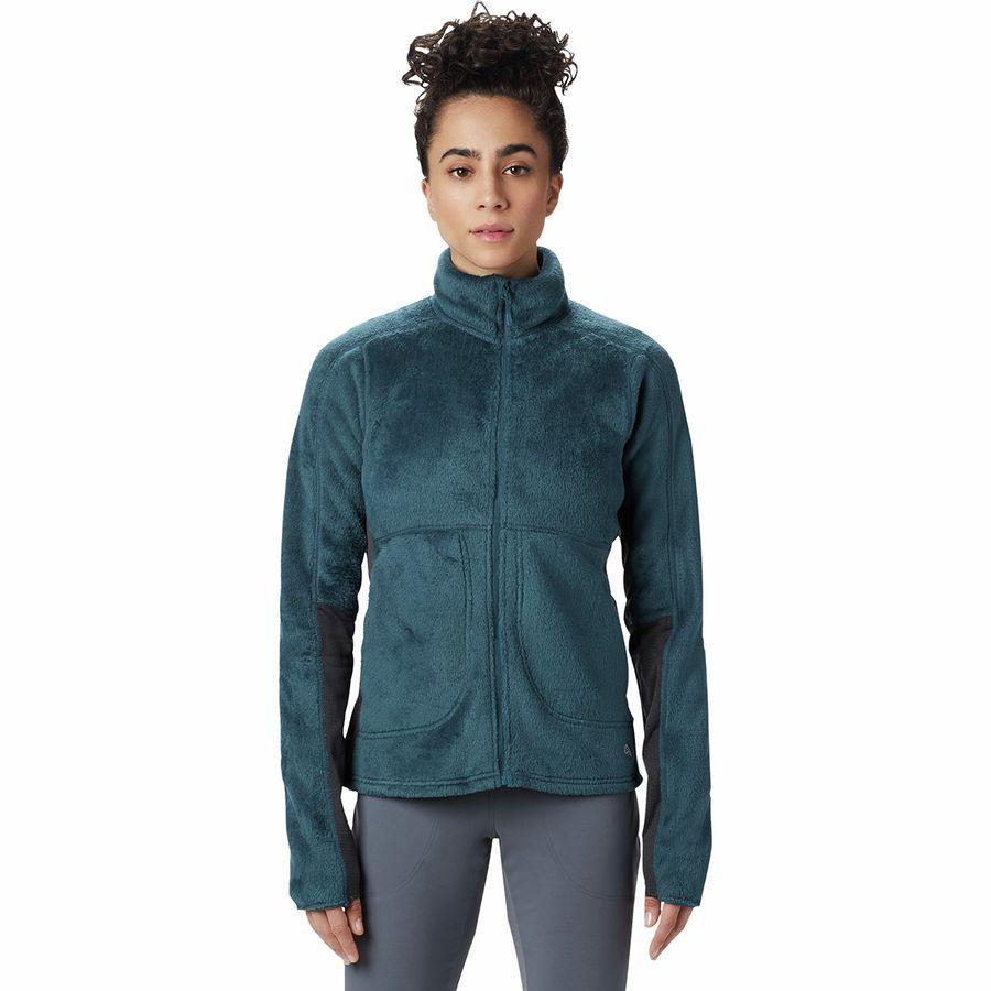 (取寄)マウンテンハードウェア レディース モンキー ウィメンズ 2 フリース ジャケット Mountain Hardwear Women Monkey Woman 2 Fleece Jacket Icelandic