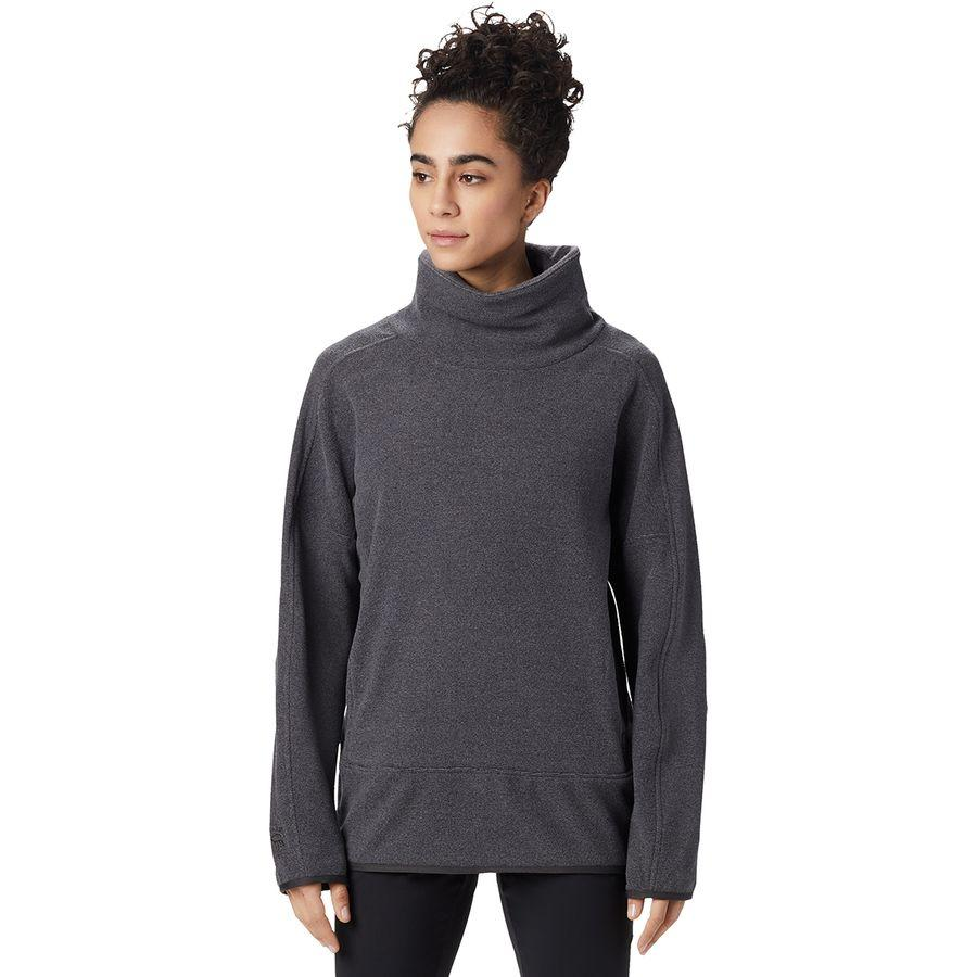 (取寄)マウンテンハードウェア レディース オルデサ フリース プルオーバー Mountain Hardwear Women Ordessa Fleece Pullover Void