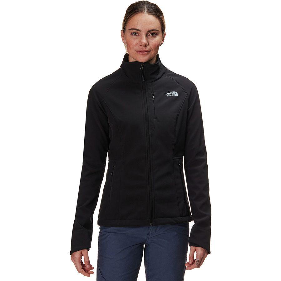 (取寄)ノースフェイス レディース アペックス バイオニック 2 ソフトシェル ジャケット The North Face Women Apex Bionic 2 Softshell Jacket Tnf Black