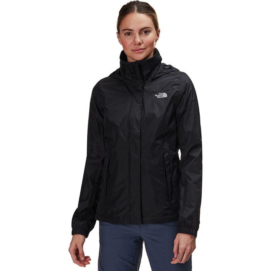 【クーポンで最大2000円OFF】(取寄)ノースフェイス レディース リゾルブ 2 フーデッド ジャケット The North Face Women Resolve 2 Hooded Jacket Tnf Black