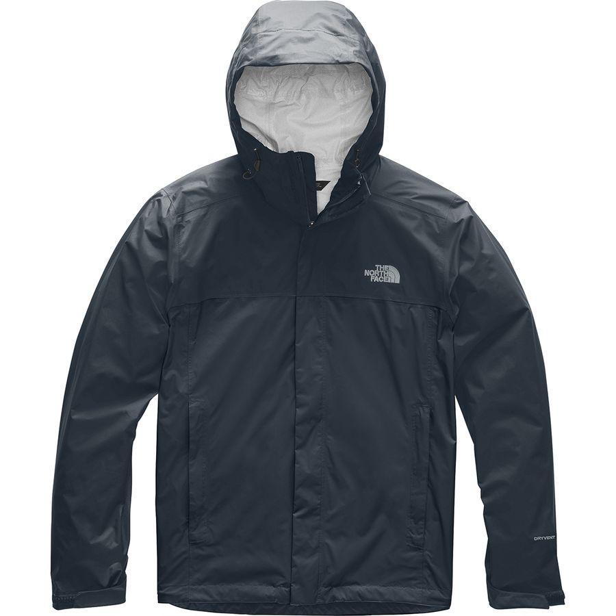 (取寄)ノースフェイス メンズ ベンチャー 2 トール フーデッド ジャケット The North Face Men's Venture 2 Tall Hooded Jacket Urban Navy