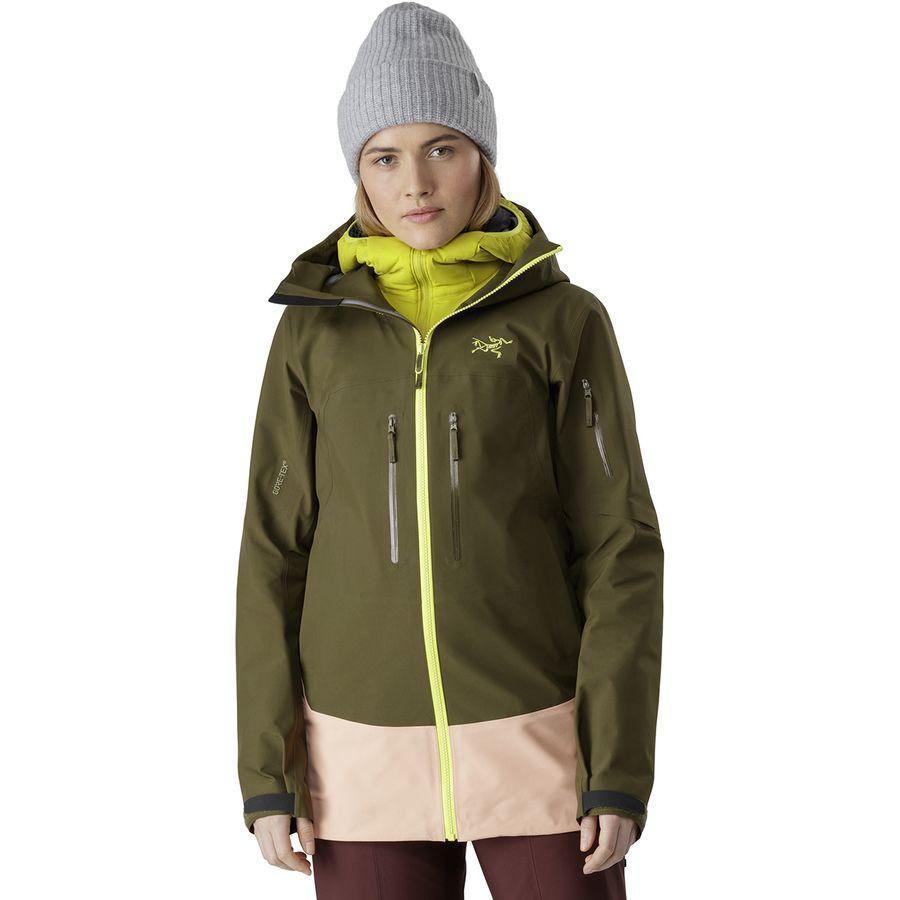 (取寄)アークテリクス レディース センティンル LT ジャケット Arc'teryx Women Sentinel LT Jacket Treeline Tonic