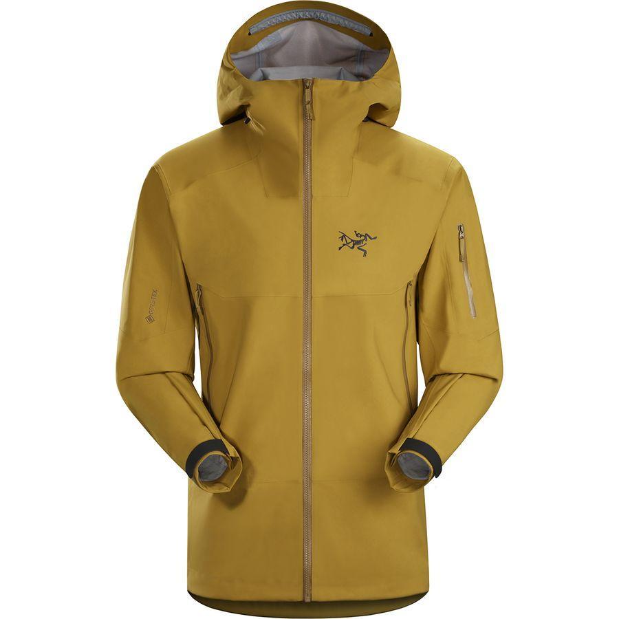 (取寄)アークテリクス メンズ セイバー AR ジャケット Arc'teryx Men's Sabre AR Jacket Midnight Sun