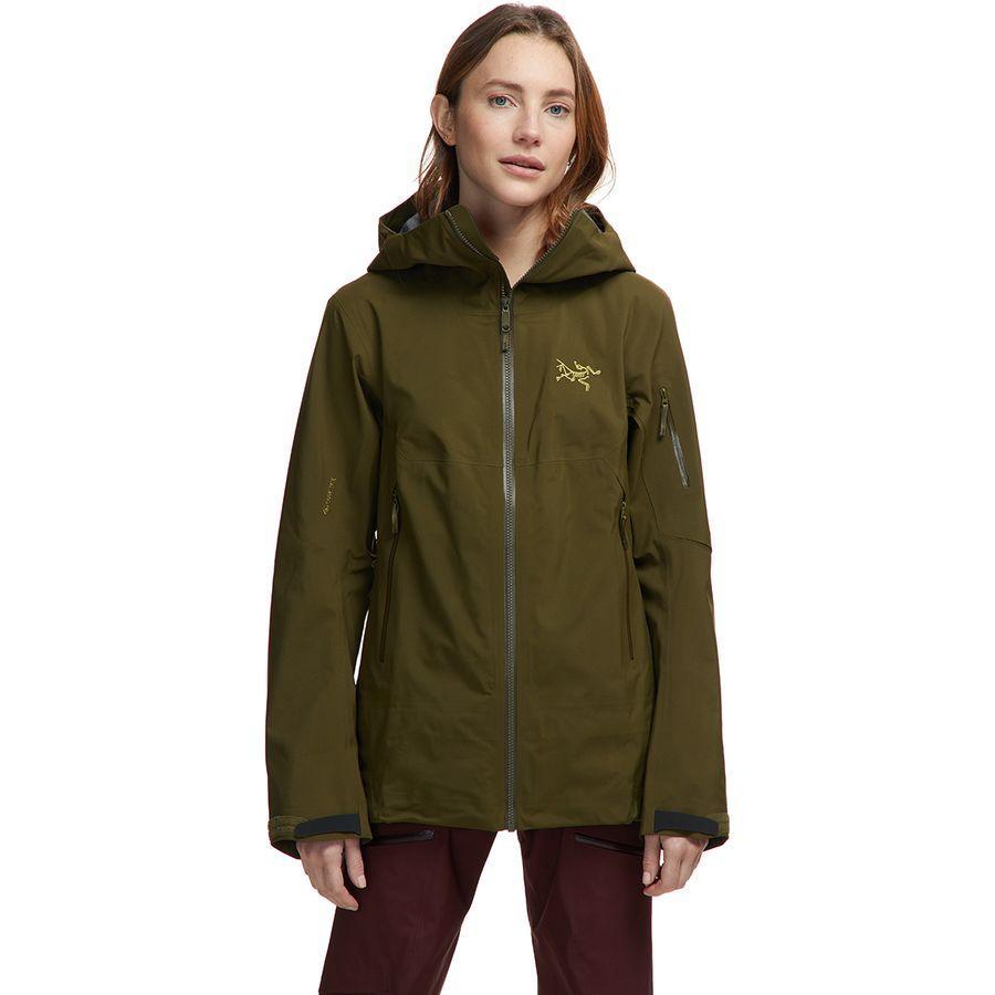 (取寄)アークテリクス レディース センティンル AR ジャケット Arc'teryx Women Sentinel AR Jacket Bushwhack