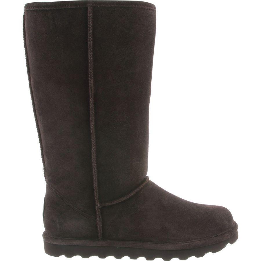 (取寄)ベアパウ レディース エル トール ブーツ Bearpaw Women Elle Tall Boot Chocolate
