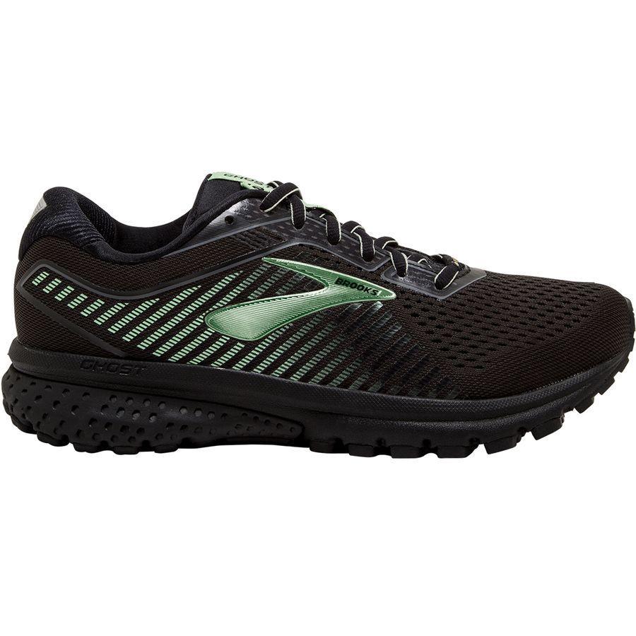 (取寄)ブルックス レディース ゴースト 12Gtx ランニングシューズ Brooks Women Ghost 12 GTX Running Shoe Black/Ebony/Aqua