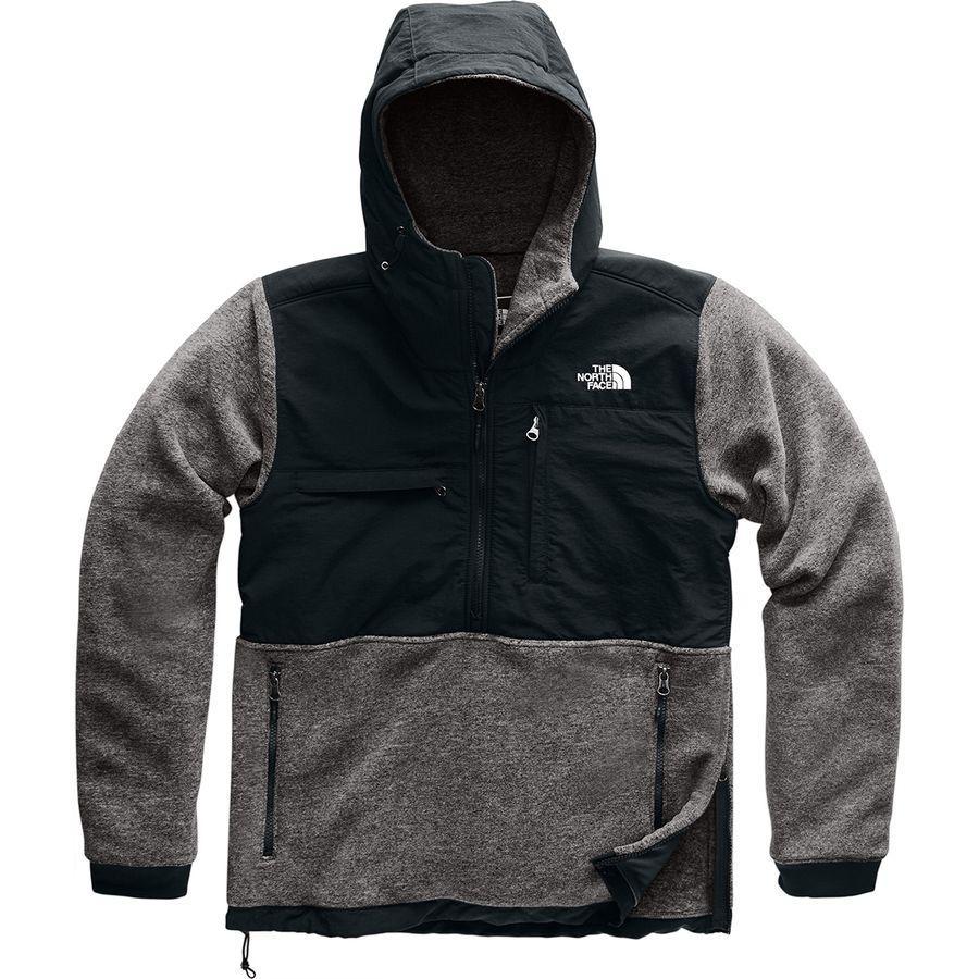 【ハイキング 登山 マウンテン アウトドア】【ウェア アウター】【大きいサイズ ビッグサイズ】 (取寄)ノースフェイス メンズ デナリ ジャケット アノラック The North Face Men's Denali Jacket Anorak Charcoal Grey Heather