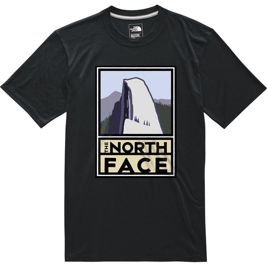 (取寄)ノースフェイス メンズ ボトル ソース ショートスリーブ Tシャツ The North Face Men's Bottle Source Short-Sleeve T-Shirt Tnf Black