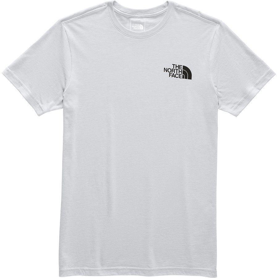 (取寄)ノースフェイス メンズ ベアリンダ Tri-Blend Tシャツ The North Face Men's Bearinda Tri-Blend T-Shirt Tnf Light Grey Heather