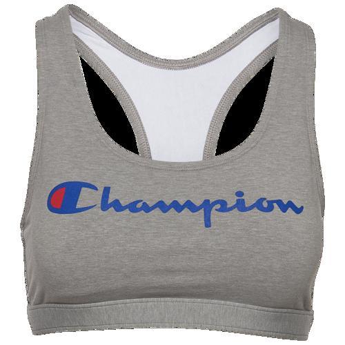 (取寄)チャンピオン レディース リシュー ブラ Champion Women's Reissue Bra Oxford Grey