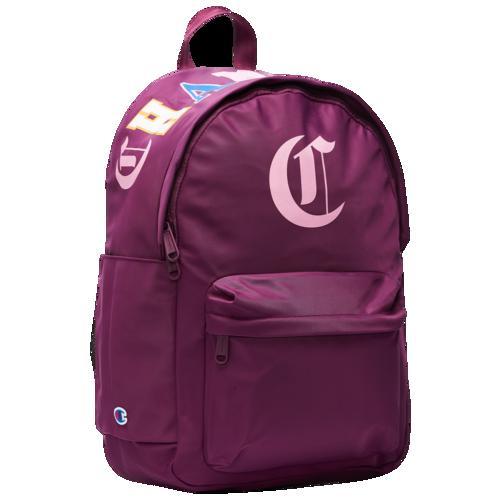 【クーポンで最大2000円OFF】(取寄)チャンピオン オールド C バックパック Champion Old C Backpack Venetian Purple