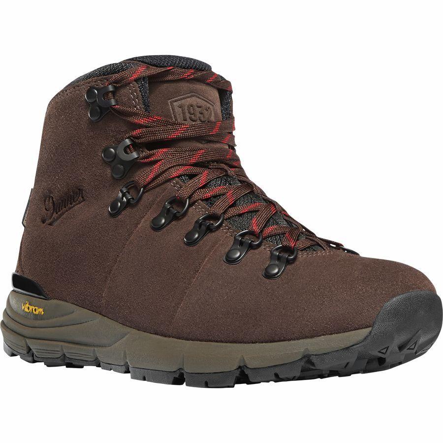 【マラソン ポイント10倍】(取寄)ダナー レディース マウンテン 600 ハイキング ブーツ Danner Women Mountain 600 Hiking Boot Java/Bossa Nova