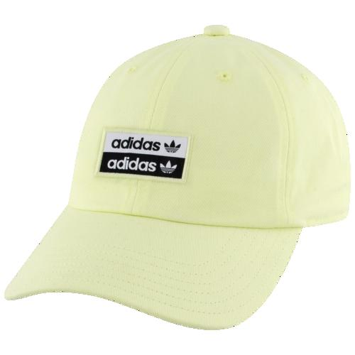 (取寄)アディダス メンズ オリジナルス スタックド フォーラム ストラップバック Men's adidas Originals Stacked Forum Strapback Ice Yellow Black