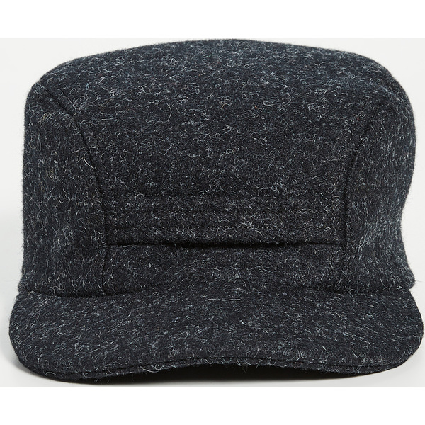 FILSON フィルソン キャップ 帽子 Cap ブランド (取寄)フィルソン マッキノー キャップ FILSON Mackinaw Cap Charcoal