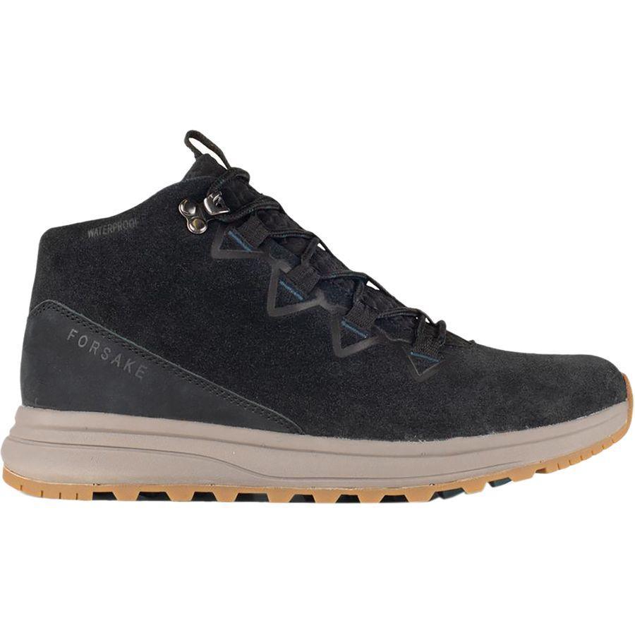 (取寄)フォーセイク レディース トラクト ブーツ Forsake Women Tract Boot Black