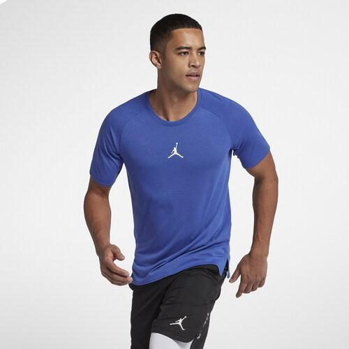 (取寄)ジョーダン メンズ Tシャツ 23 アルファ ドライ ショート スリーブ トップ Jordan Men's 23 Alpha Dry Short Sleeve Top Game Royal White