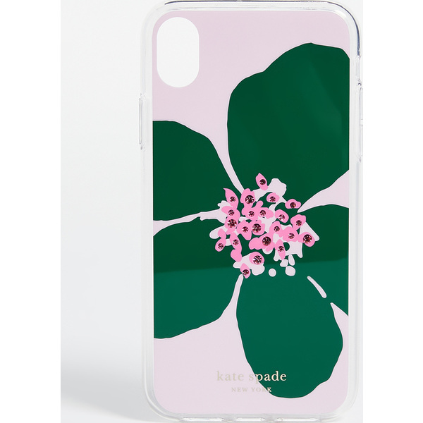(取寄)ケイトスペード ジュエルド グランド フローラ アイフォン ケース Kate Spade New York Jeweled Grand Flora iPhone Case Multi