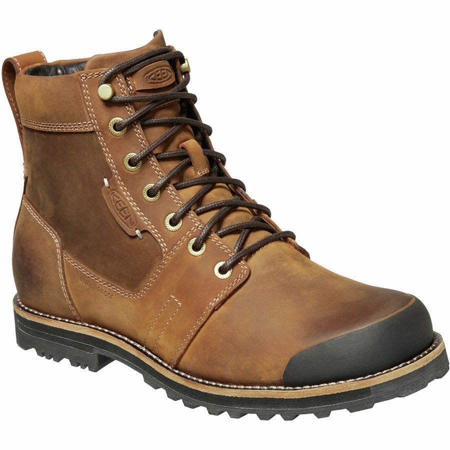 (取寄)キーン メンズ ザ ロッカー 2 ブーツ KEEN Men's The Rocker II Boot Tawny