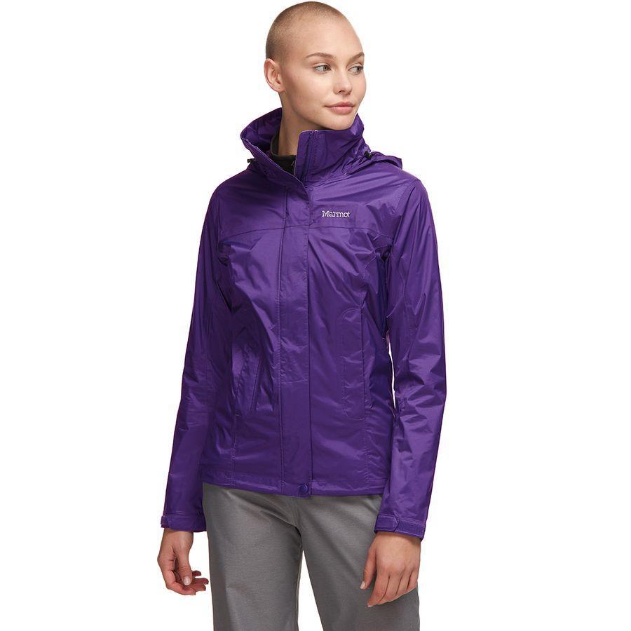 【クーポンで最大2000円OFF】(取寄)マーモット レディース PreCip エコ ジャケット Marmot Women PreCip Eco Jacket Acai
