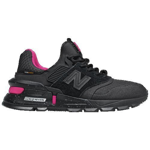 (取寄)ニューバランス メンズ 997 スポーツ New Balance Men's 997 Sport Black Pink