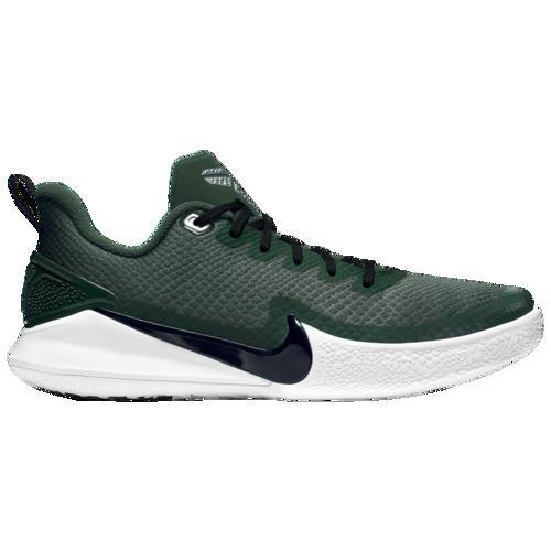 (取寄)ナイキ メンズ マンバ フォーカス Nike Men's Mamba Focus Gorge Green Black White Metallic Silver