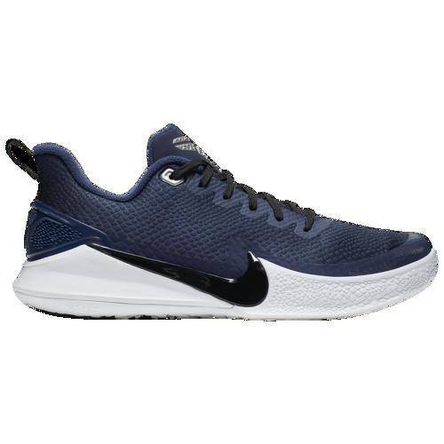 (取寄)ナイキ メンズ マンバ フォーカス Nike Men's Mamba Focus Midnight Navy Black White Metallic Silver
