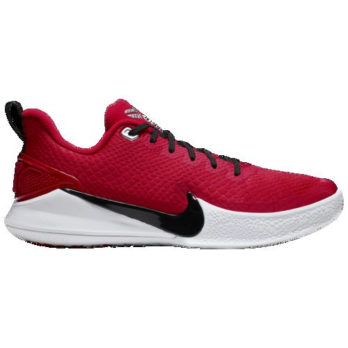 (取寄)ナイキ メンズ マンバ フォーカス Nike Men's Mamba Focus University Red Black White Metallic Silver