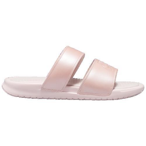 (取寄)ナイキ レディース ベナッシ デュオ ウルトラ スライド Nike Women's Benassi Duo Ultra Slide Echo Pink Echo Pink