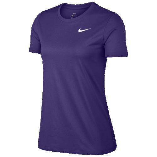 (取寄)ナイキ レディース レジェンド Tシャツ Nike Women's Legend T-Shirt Court Purple