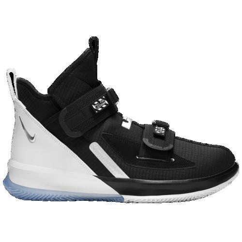(取寄)ナイキ メンズ バッシュ レブロン ソルジャー 13 SFG バスケットボール シューズ Nike Men's LeBron Soldier XIII SFG Black White