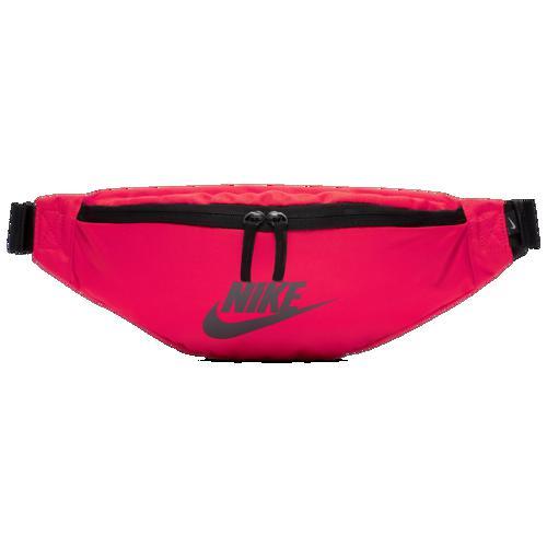(取寄)ナイキ ヘリテージ ヒップ パック Nike Heritage Hip Pack Bright Crimson Black