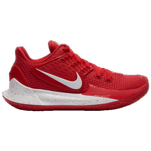 (取寄)ナイキ メンズ バッシュ カイリー ロー 2 バスケットボール シューズ Nike Men's Kyrie Low 2 University Red White