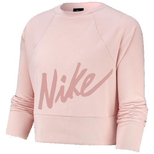(取寄)ナイキ レディース ゲット フィット ラックス クルー Nike Women's Get Fit Lux Crew Echo Pink