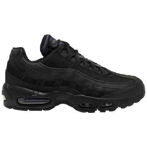 (取寄)ナイキ メンズ エア マックス 95 Nike Men's Air Max 95 Black Black Dark Grey